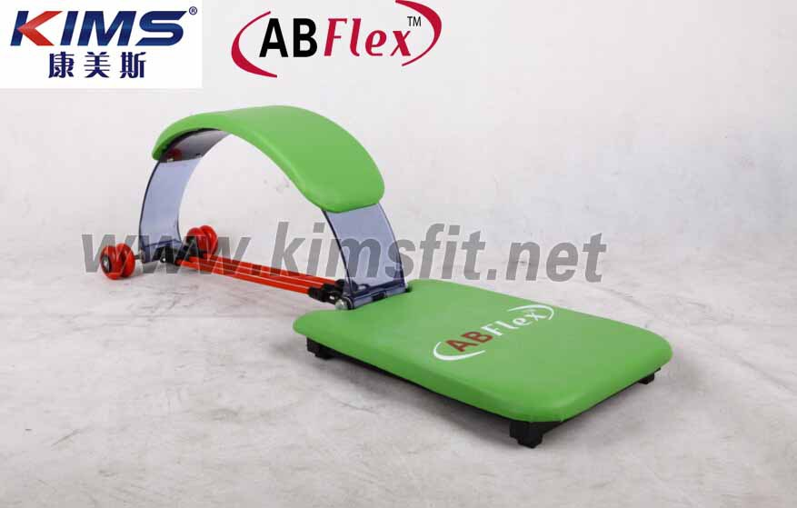 Abdominal exercise vibrating machine
