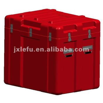 Large Waterproof Outdoor Plastic Storage Box For Trunk