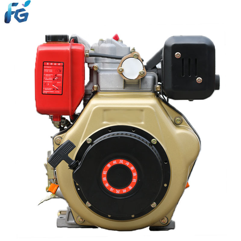 Agricultural machinery and equipment engine stop solenoid 6hp diesel engine