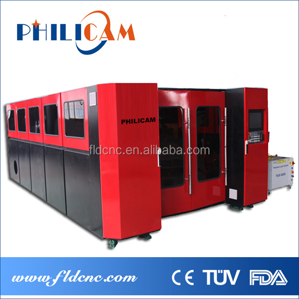 hot sale Lifan PHILICAM high speed fiber laser cutting machine