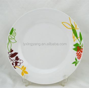 Daily used ceramic banana leaf plateporcelain dinner plates dishes & Daily Used Ceramic Banana Leaf PlatePorcelain Dinner Plates Dishes ...