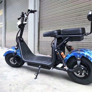 High quality usb drift trike one person golf scooter solar powered scooter