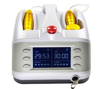 Physiotherapy instrument muscle electric stimulator