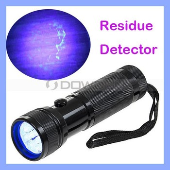 12 LED UV Lights Make It Easy To Locate Pet Dog Cat Rodent Urine Stains Design