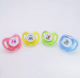 Wholesale BPA Free baby pacifier baby fruit feeder pacifier nipple