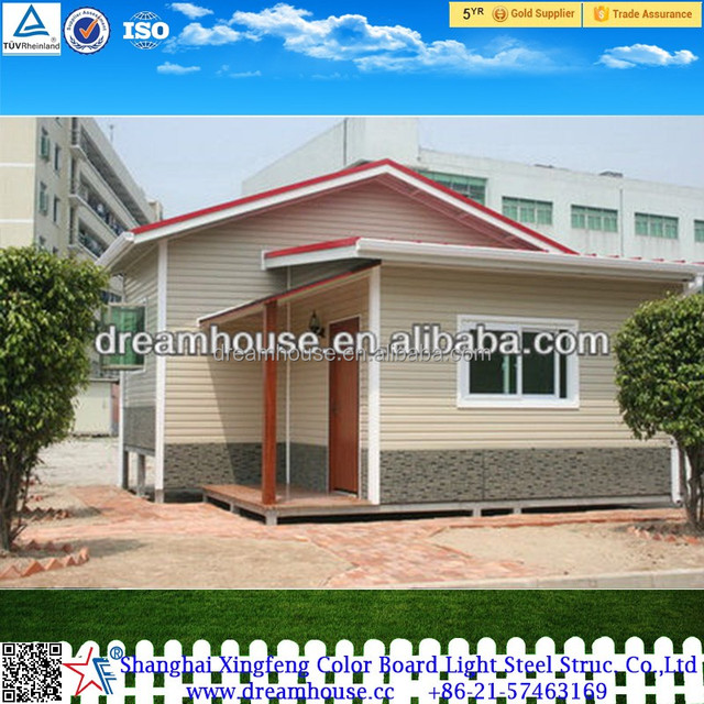 china prefabricated homes/casas prefabricadas house/luxury modular house