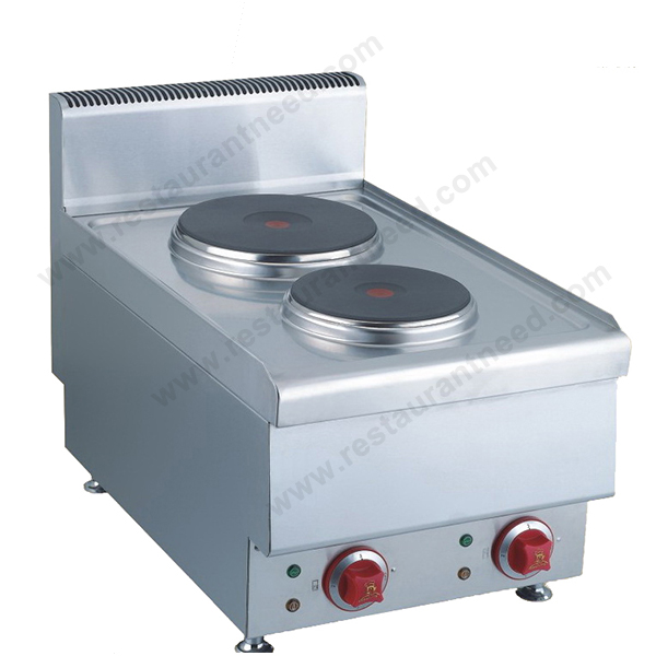 new style commercial cooking range induction 2 burner electric