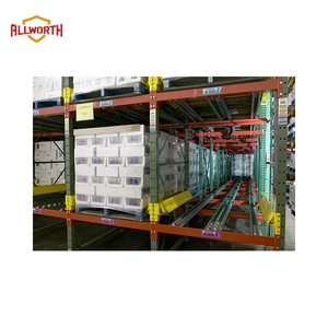 Commercial Flow Warehouse Shelving