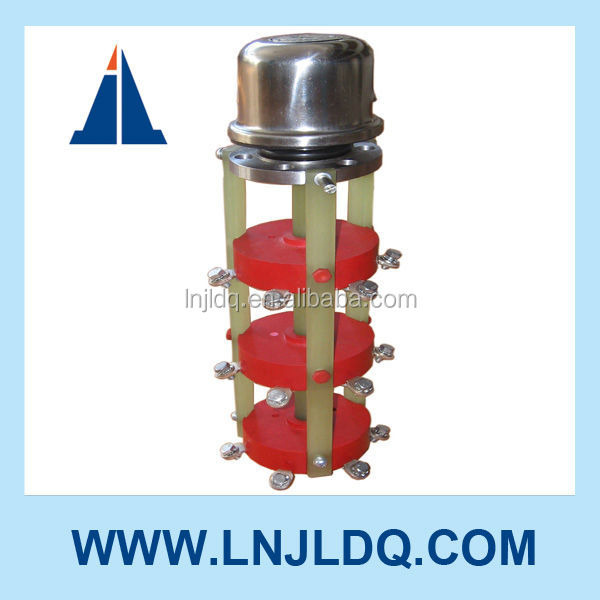 China Off Circuit Cage Type Three Phase Horizontal/Vertical Flange Tap Changer Switch For Oil Filled Furnace Transformer