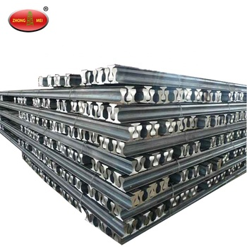China 43kg Steel Rail Used In Railway For Sale Quality Assurance - Buy C  Channel Steel Rail,Railroad Steel Rail,Railroad Steel Rail Product on