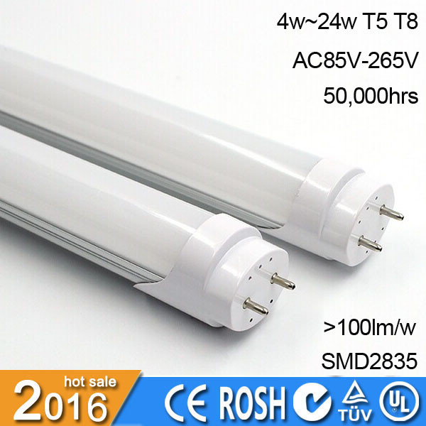 120cm milky PC cover LED tube 18W t8 with AC86-260V working voltage supported