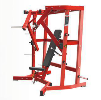 A Força do martelo equipamento de fitness/declínio chest press machine