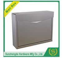 BTB SMB-061SS Outdoor Mail/Post/Office Letter Box For Sale