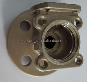 lost wax stainless steel precision casting