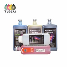 eco solvent galaxy dx5 Digital printing ink for dx5 dx7 dx4 printhead printer