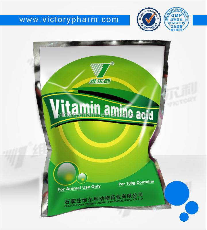 Poultry Multivitamin Soluble Powder plus amino acid