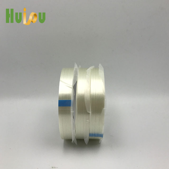 Pressure Sensitive Synthetic Rubber Resin Adhesive Backed Fiberglass Tape