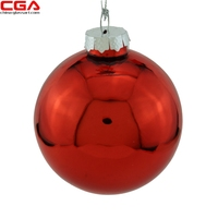 2019 new product! glass ball hanging christmas tree decorations ornament christmas