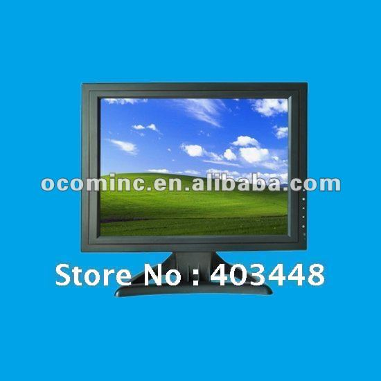 TM1503 --- 15 Inches POS LCD Touch Screen Monitor