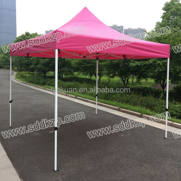 2016 New Style 3x3 Marquee Sun-800d Advertising Gazebo with Half Wall