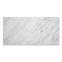 "Professional Polished 12""x24"" Carrara White Marble Stone"