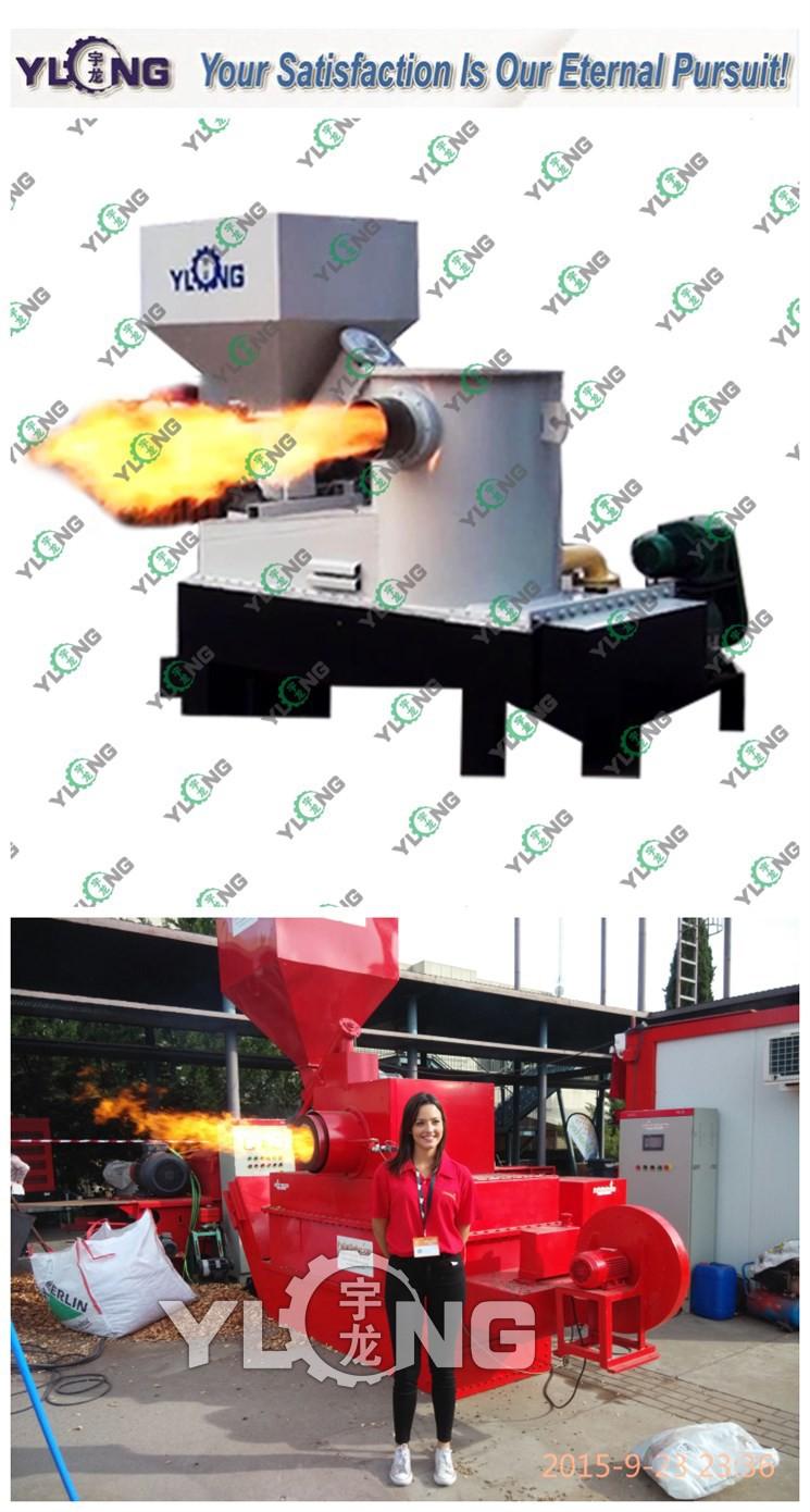 900000kcal/h Eco Saving Pellet Boiler Burner - Buy Pellet ...