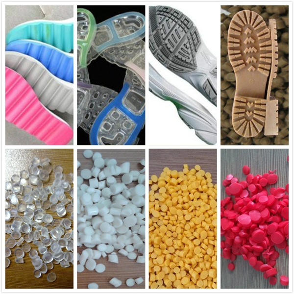 Hot Sale Recycled Pvc Granules Soft Pvc Compound