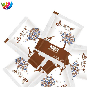 sugar packaging paper sachets, paper packet,candy paper bag