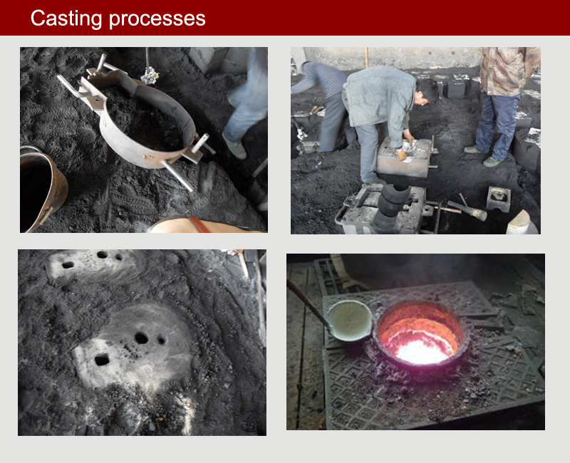 Customized cast iron weight test weight iron cast weight