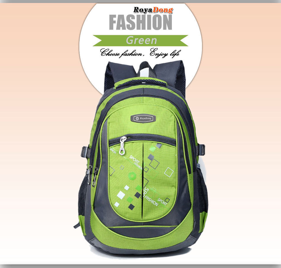 Royadong Brand Student Kids School Bags For Teenages Girls ...