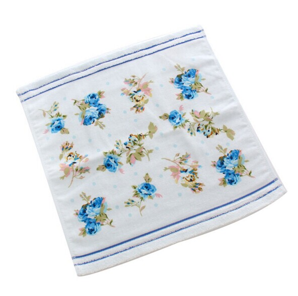 China factory Soft 100% Cotton Gauze Face Towels for Adult