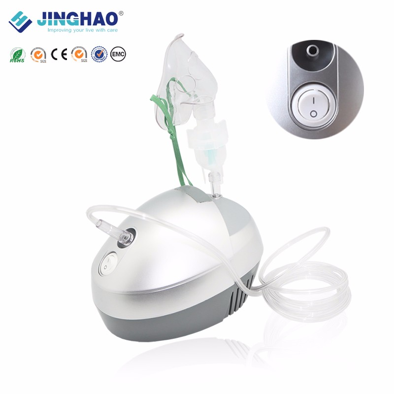 Small Portable Piston Compressor Nebulizer Medical Use Hospital and Home Care Device