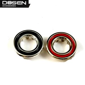 Small inner size round alloy eyelets for shoes bags