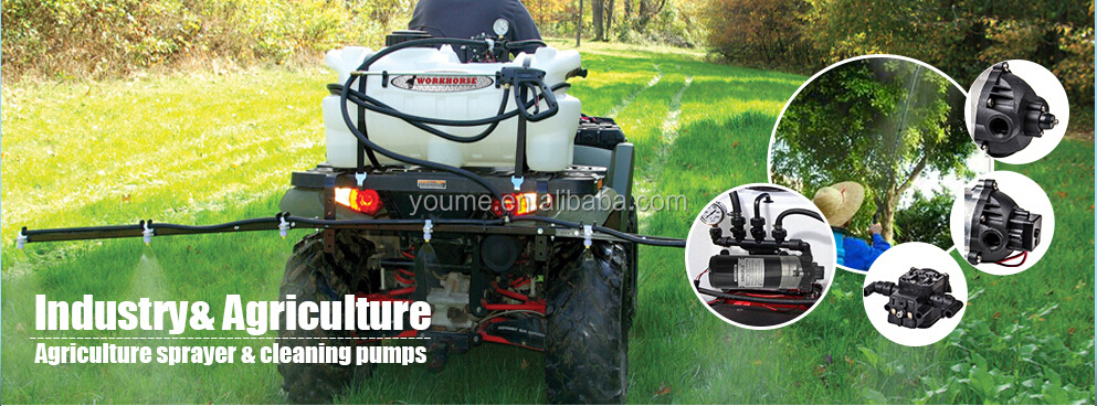 Singflo Water Spray Pump/agricultural Tractor Pesticide Sprayer ...