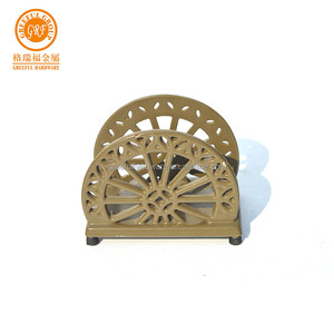Creative cast Iron paper towel holder metal kitchen paper towel holder