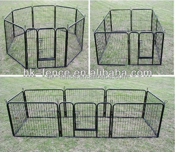 Portable Enclosures Product : Galvanized welded portable dog enclosures buy