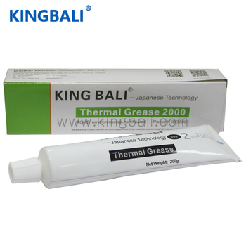 Thermal Grease Paste with excellent thermal conductivity