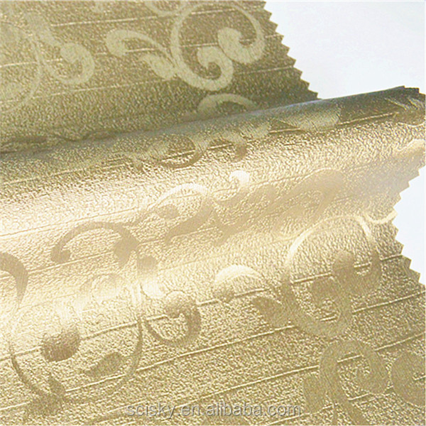 High Technology Products Artificial Leather Household Upholstery Leather Bedding Furniture PU Leather
