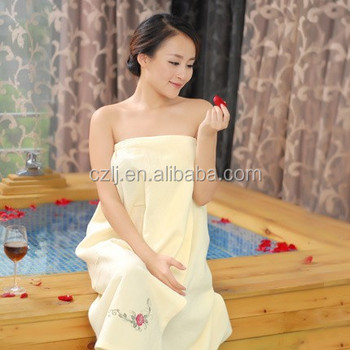 China Supplier Printed Girl Bath Towel Gift Set Wholesale