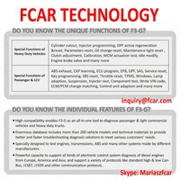 Factory Direct Selling Fcar F3 G Scan Tool For Car And Trucks Auto ...