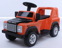 Battery Powered Land Rover Licensed Toddler Small Ride on Car