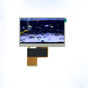 4.3 inch advertising lcd display