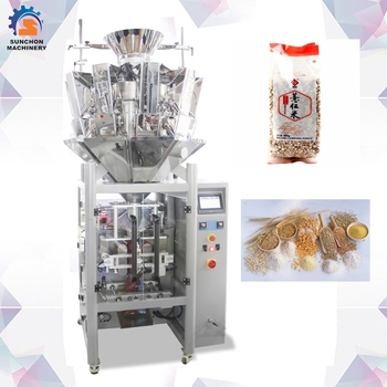 Automatic Weighing Packing Machinery for Cereal ,Nuts,Seeds