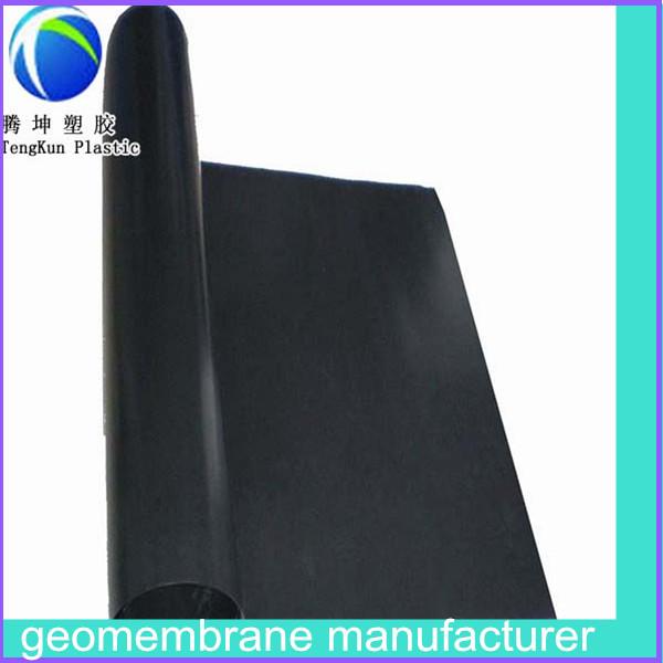 1mm Landfill Waterproofing Membrane Hdpe Geomembrane Price