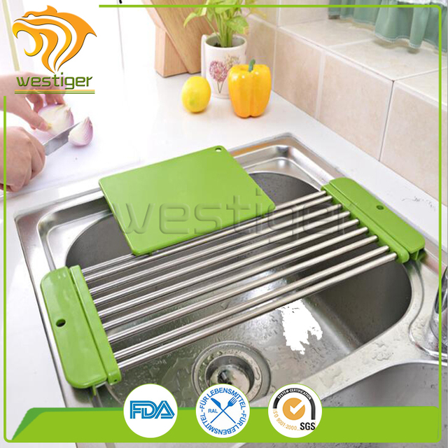 Dish Drying Rack Over The Sink Drainer Sink Dish Rack