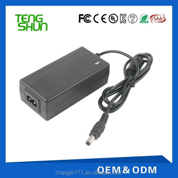12v 2a desktop switch power supply/power adapter with ce ul kc saa pse
