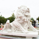 Directly Factory stone lions statues