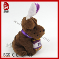 Stuffed gift plush toy for Easter day