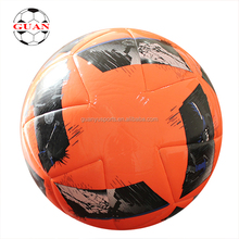 SGY-503 China factory directly wholesale TPU leather soccer ball lots