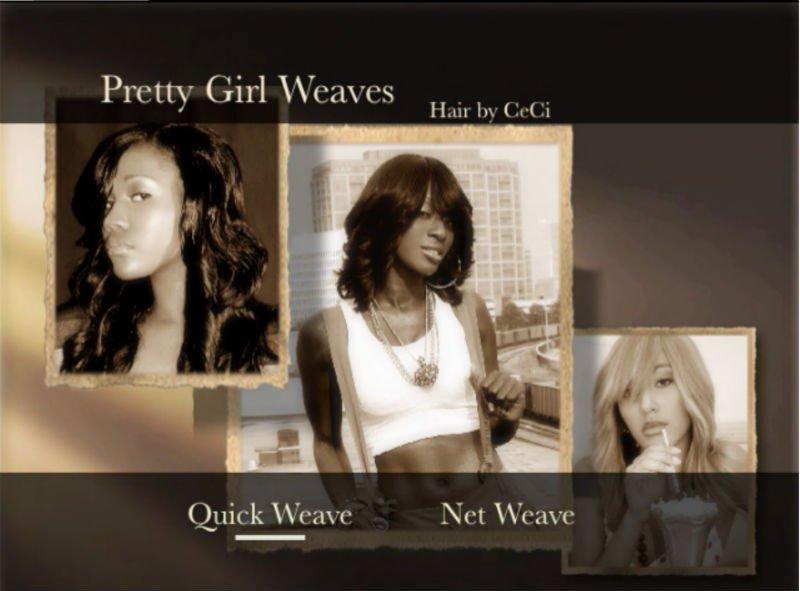 Pretty Girl Weaves Training Dvd Buy Hairweave Product On Alibaba